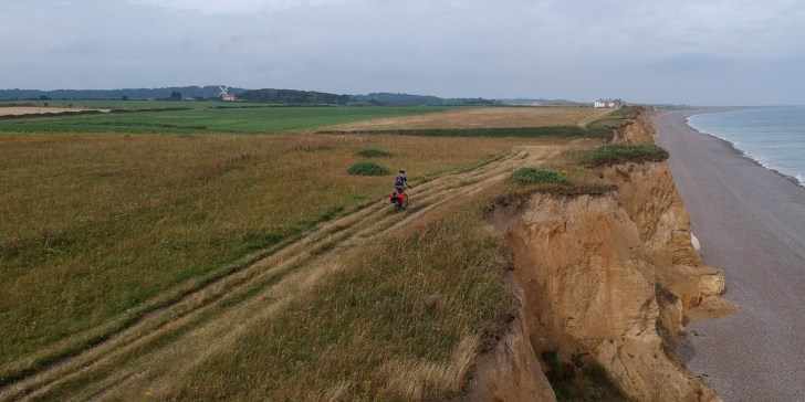 3 days from Cambridge to Norfolk - Cycle Touring in the UK - Travel for a Living