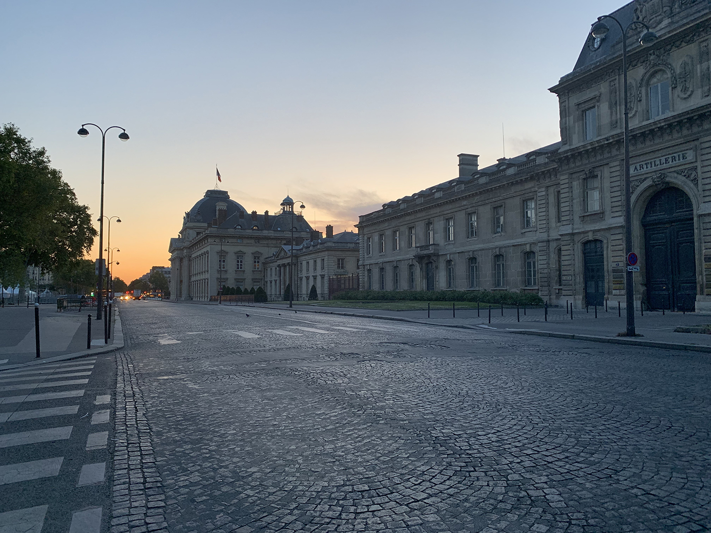 Paris before Tourists - early mornings in Paris - Travel for a Living