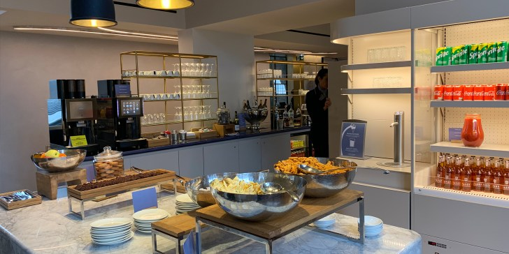 Ever wondered what's it like inside a Eurostar Lounge? - Travel for a Living