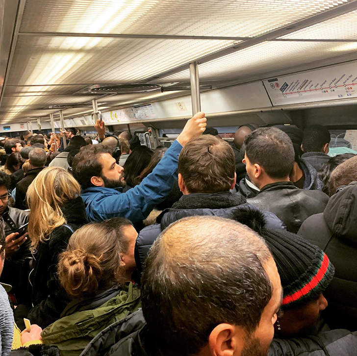 How to cope with Train strike in Paris - Travel for a Living
