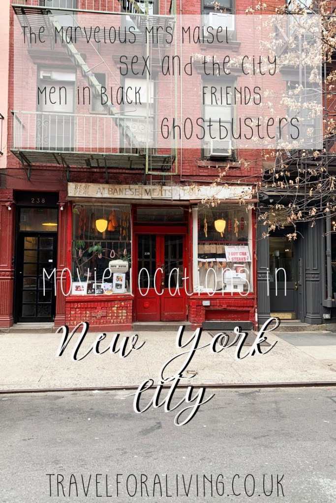 Movie Locations Tour New York City - Travel for a Living