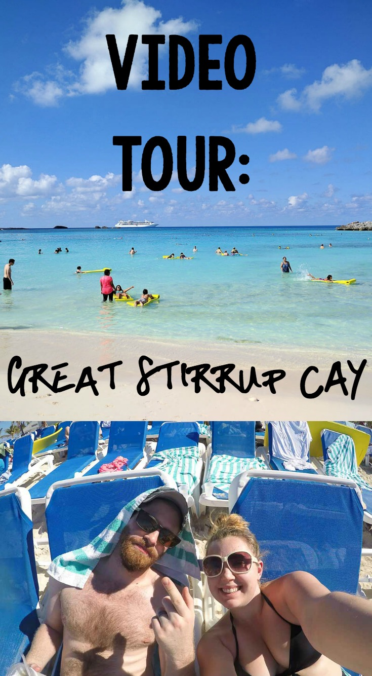 Video Tour Great Stirrup Cay