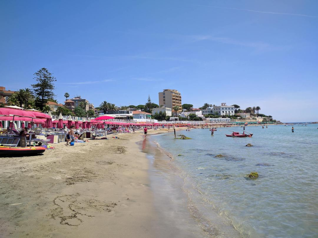 Santa Marinella Beach
