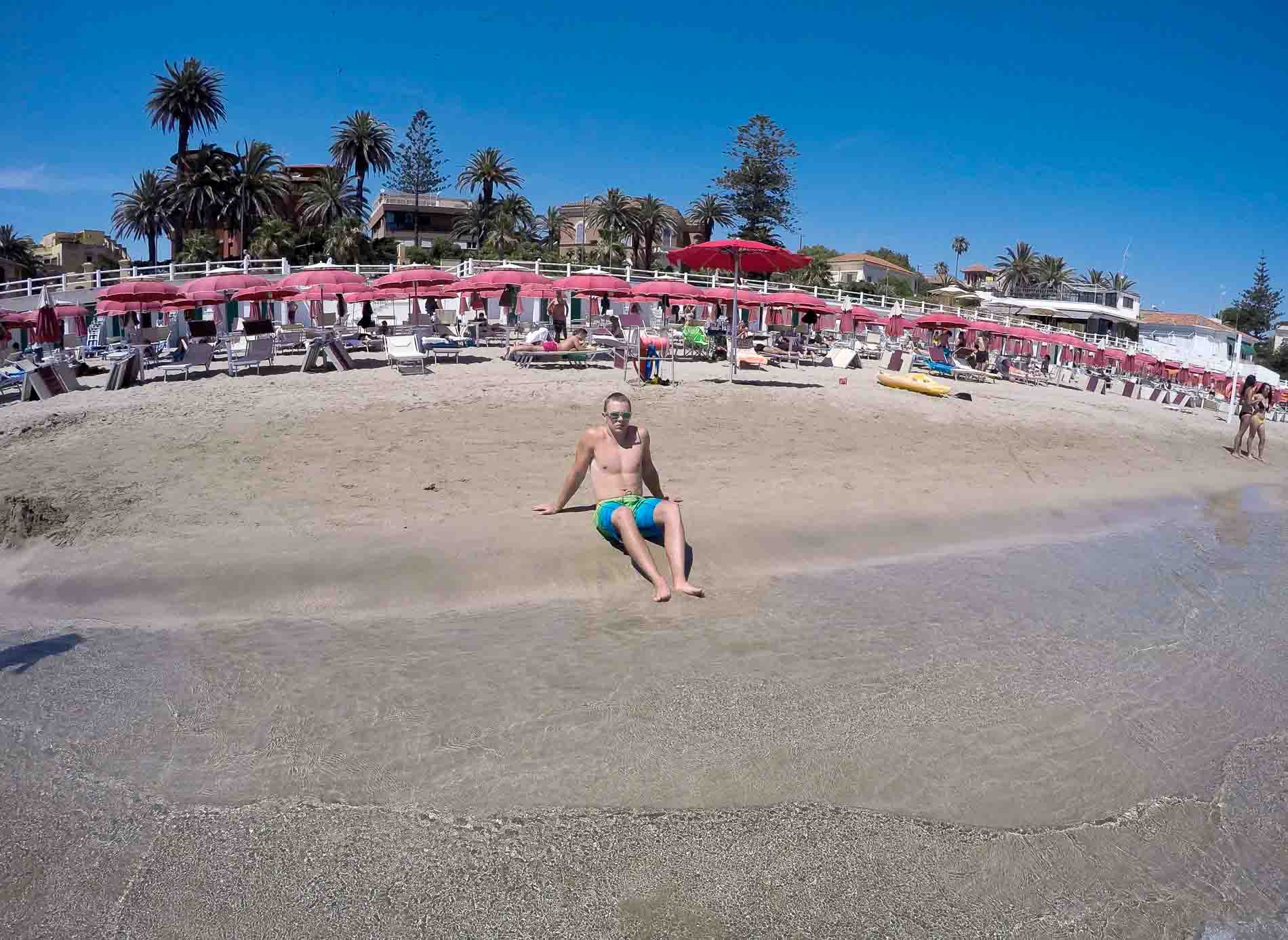 Santa Marinella The Perfect Day Trip To The Beach From Rome