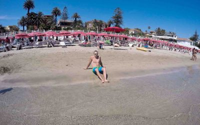 Santa Marinella- the Perfect Day Trip to the Beach from Rome