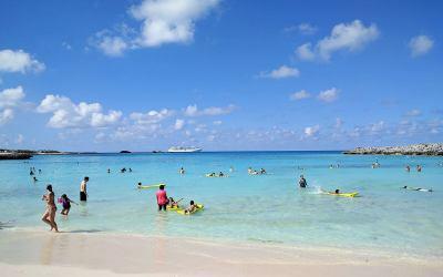 Great Stirrup Cay, Bahamas: Lamar's Golden Birthday