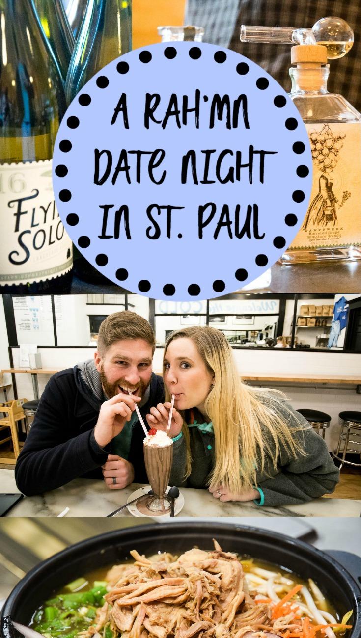 A Rah'mn date night in St. Paul