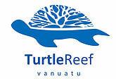"""Turtle reef cruises"" logo"