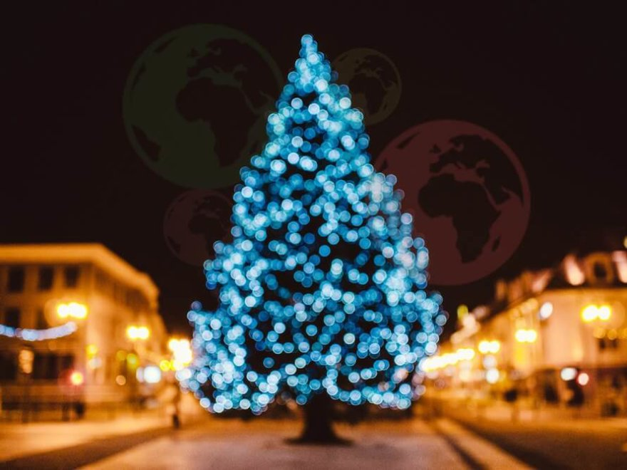 HOW YOU CAN HAVE A SUSTAINABLE CHRISTMAS