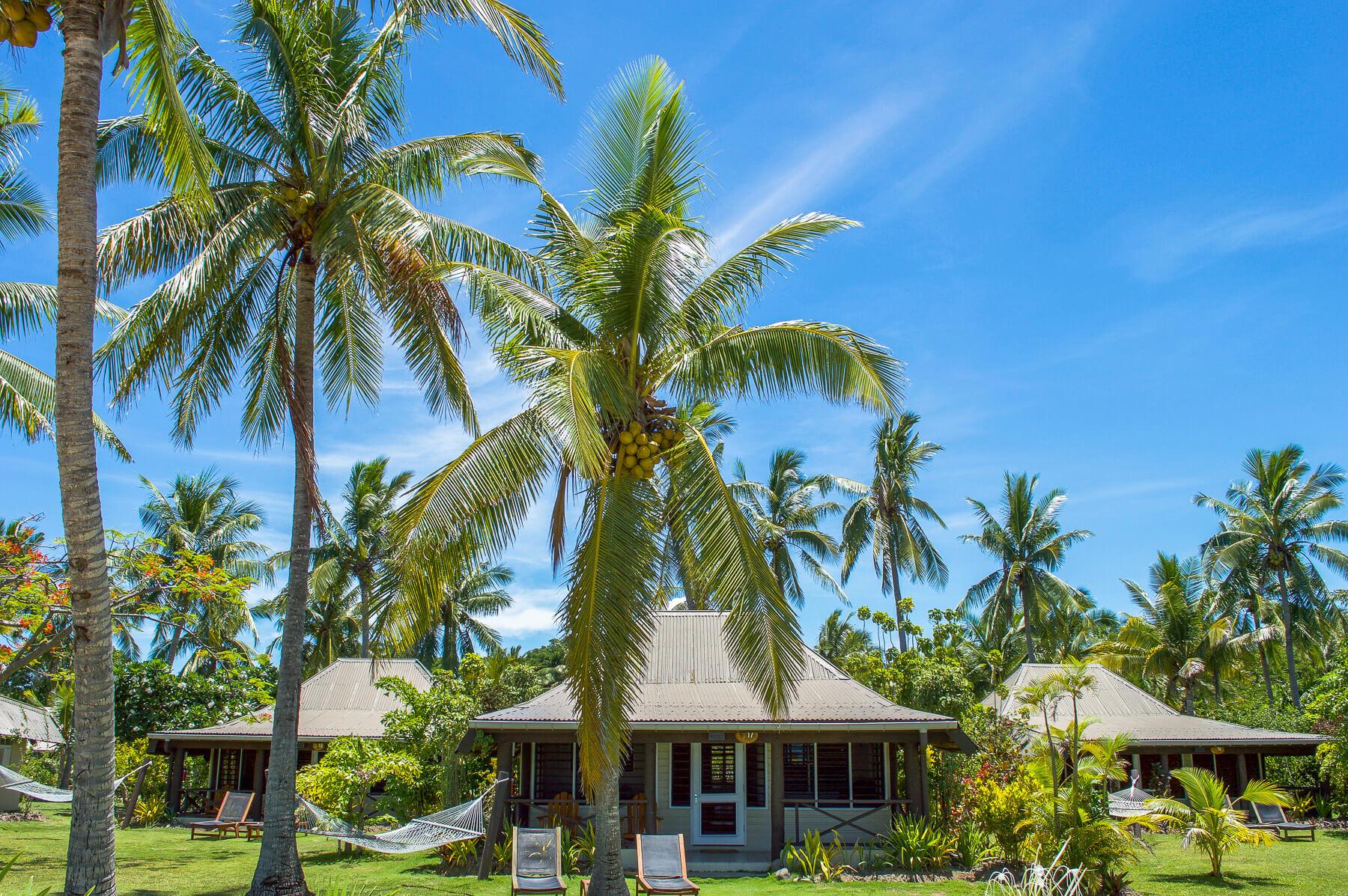 Number 17 Bure at Musket Cove Island Resort, Fiji