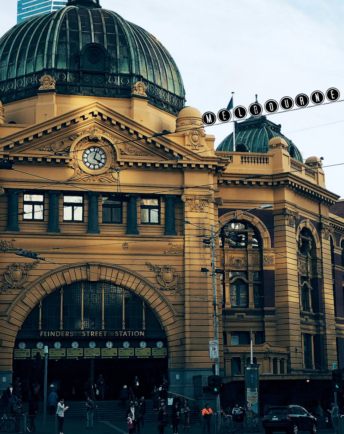THE ULTIMATE GETAWAY GUIDE TO MELBOURNE