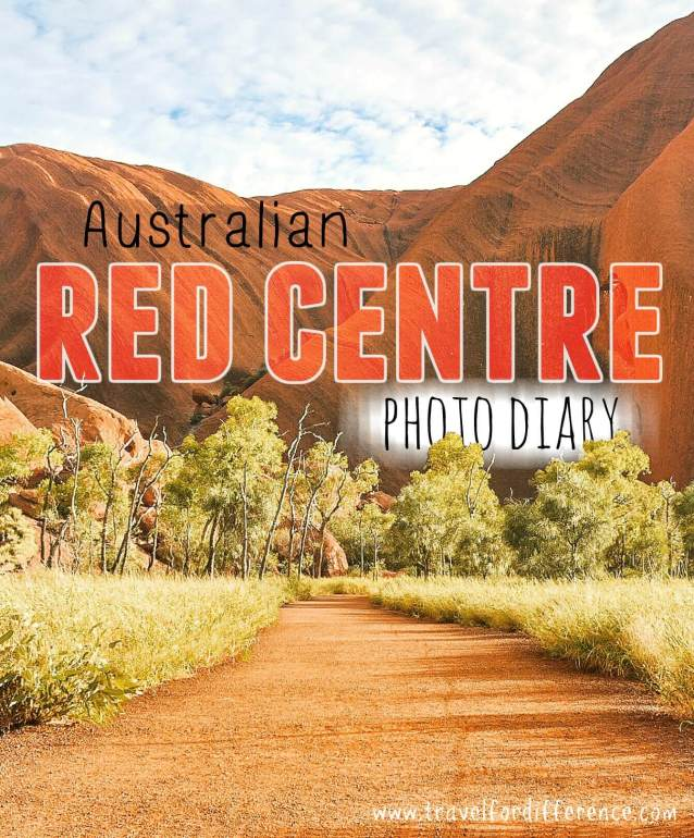 Australian Red Centre Photo Diary