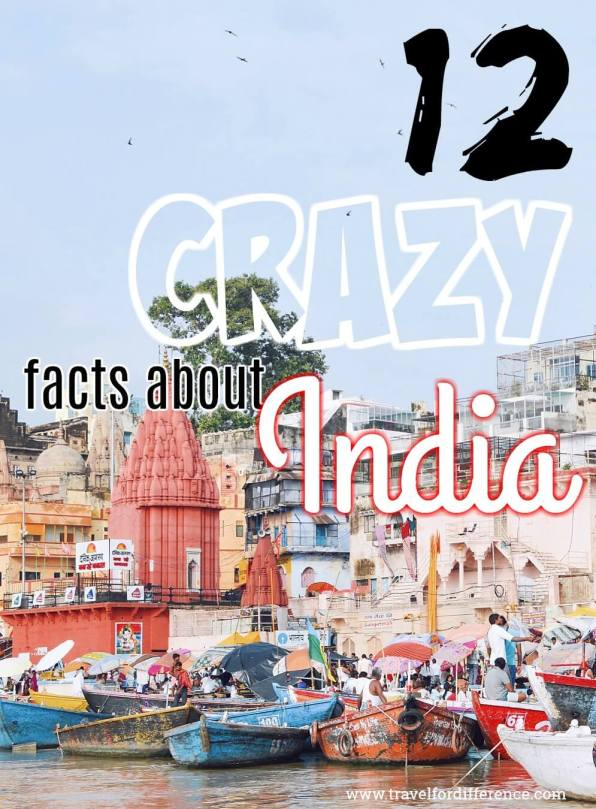 12 crazy fun facts about India!