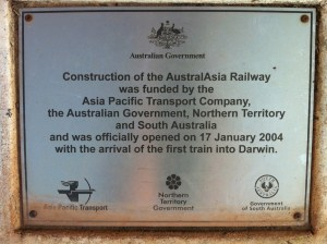 the ghan sign
