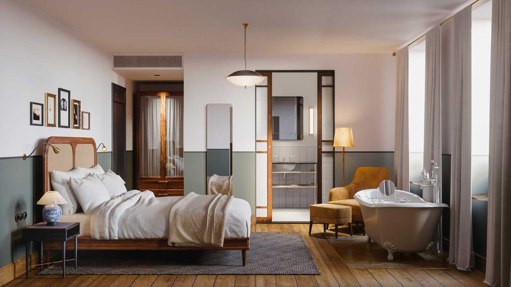 Sanders The First Luxury Boutique Hotel To Open In Copenhagen