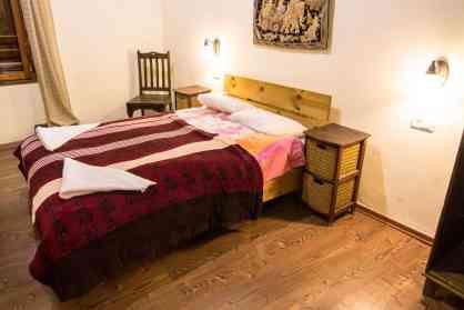 Private room at Fauzi Azar Inn, Nazareth, Israel