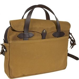 Filson Original Briefcase Tan