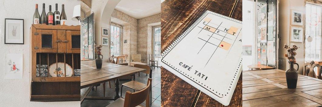 Cafe Tati Lisbon
