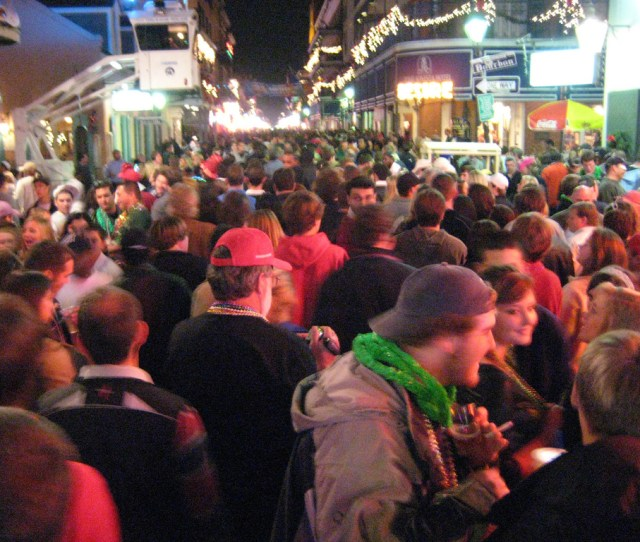 New Years New Orleans