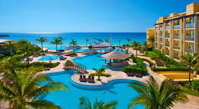 Unlimited Luxury Vacation At Now Jade Riviera Cancun For