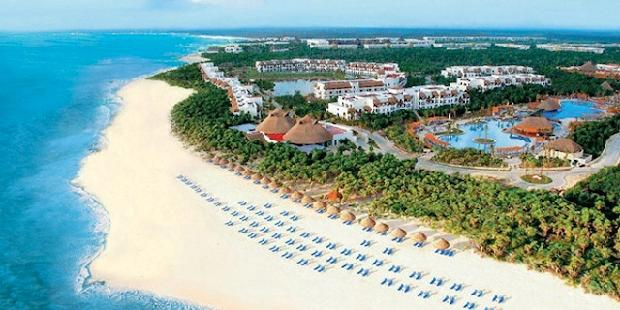 4 Star Vacation At Valentin Imperial On Riviera Maya For