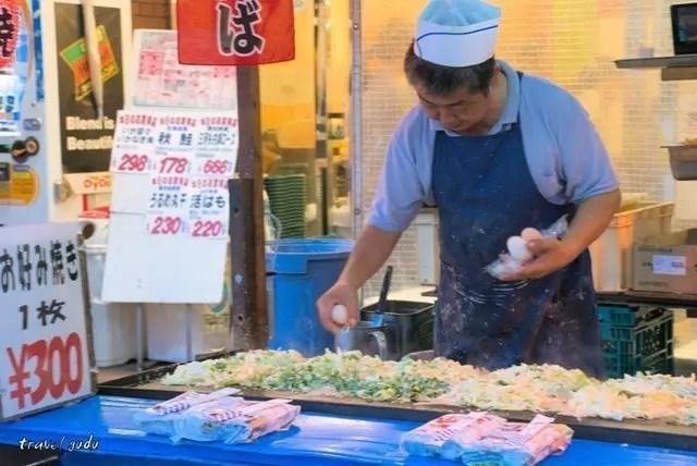 mangiare in Giappone