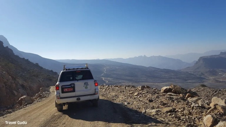 Oman: guidare offroad