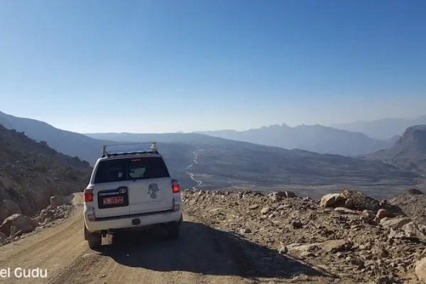 Itinerario in Oman