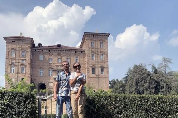 Il Castello ducale di Aglié