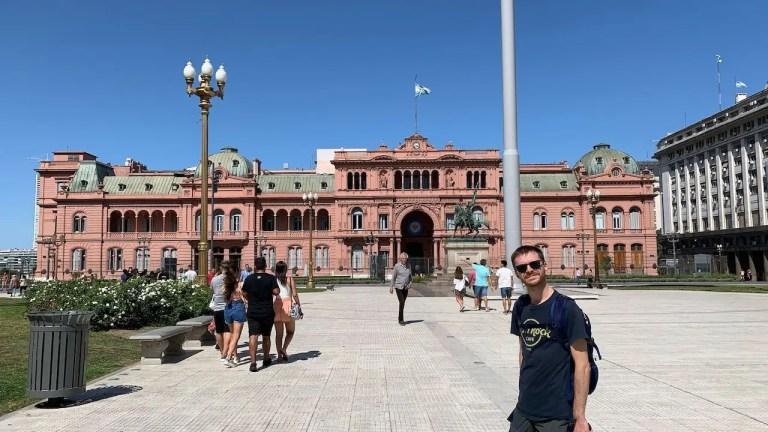 Toccata e fuga a Buenos Aires