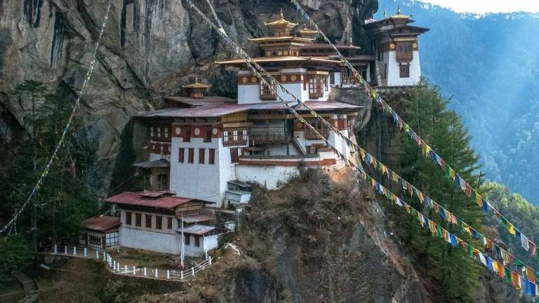Granelli di felicità sull'Himalaya
