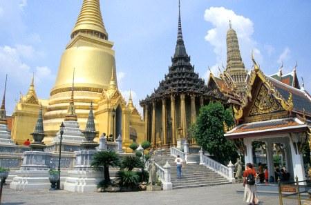 Bangkok-Wat Phra-Kheo