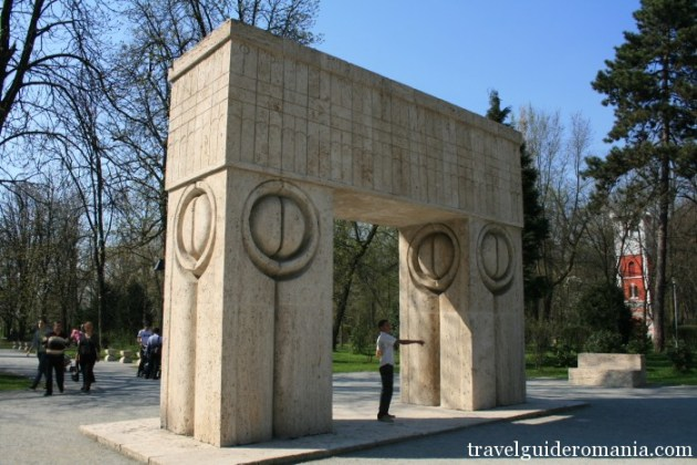 Travel Guide Romania-Constantin Brancusi