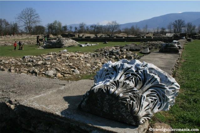 Sarmisezegetusa Ulpia Traiana - old capital of Dacia