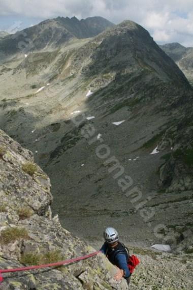 alpinism in Carpatii Romaniei