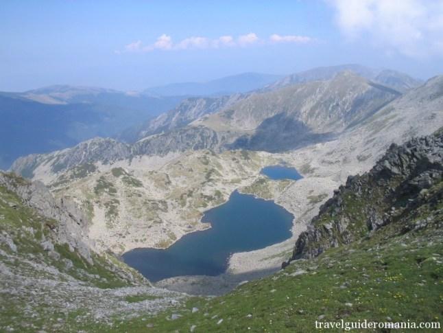 Travel guide of Romania
