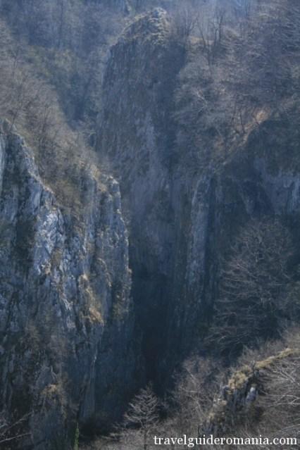Jgheabului canyon - Banita area