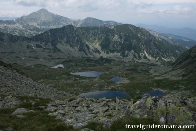 Bad valley - Retezat National Park