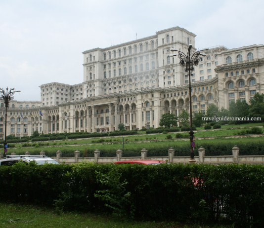 Casa Parlamentulu- - Bucuresti