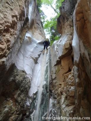 Dry Valley Canyon - Apuseni Mountains