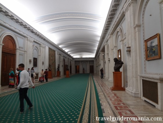 Palace of the Parliament or -People's House