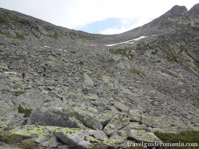 descending in Bad Valley