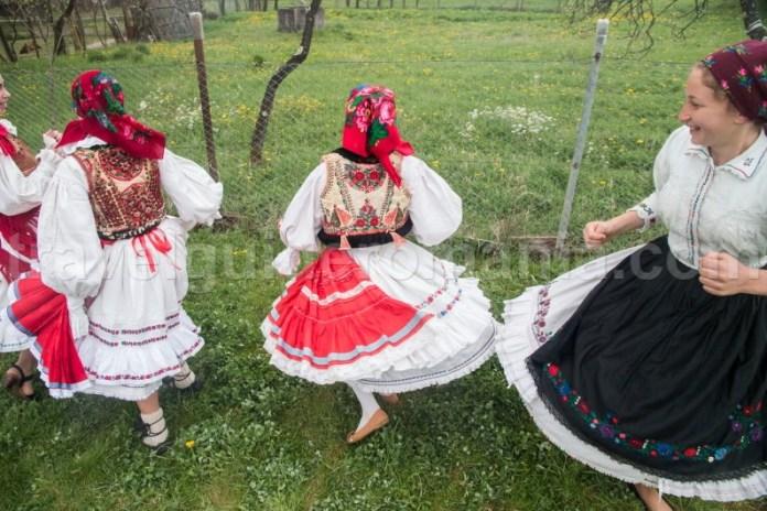 Datini romanesti din Ardeal si Transilvania