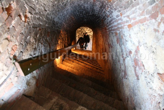 Visiting Alba Iulia fortress