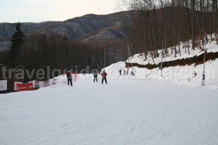 Skiing in Maramures - Suior ski resort