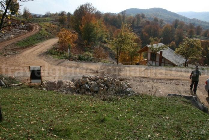 Farcu mine administration area