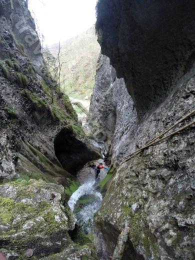 Descoperind Romania - Canionul Oselu