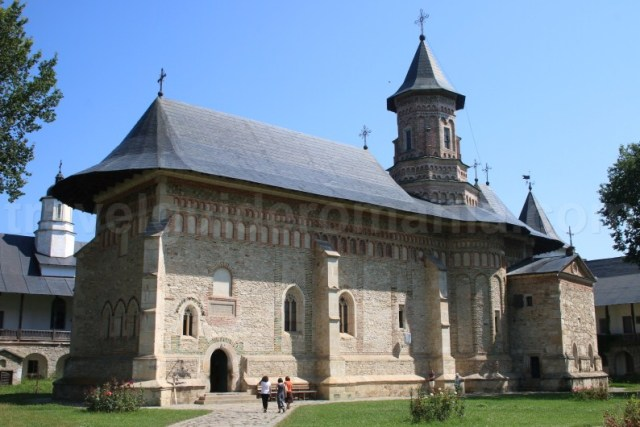 Biserica construita de Stefan cel Mare - domnitorul Moldovei