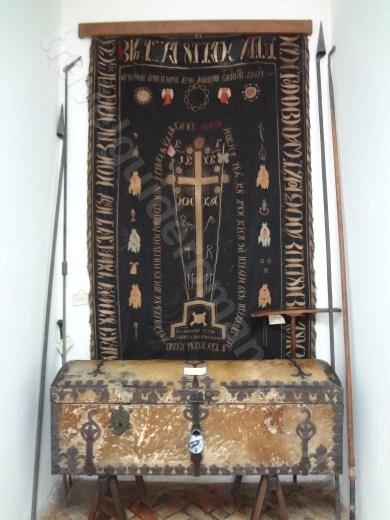 Obiecte bisericesti din inventarul Muzeului manastirii neamt