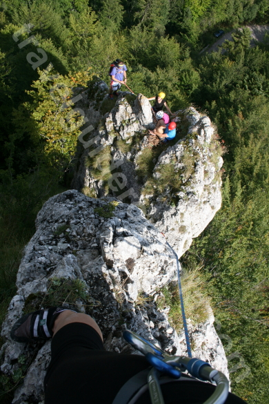 Alpinism la Vartop - Arieseni - Parcul Natural Apuseni